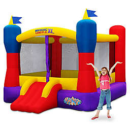 Blast Zone Magic Castle Bounce House XL10