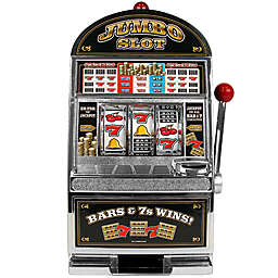Trademark Games Jumbo Slot Machine Bank