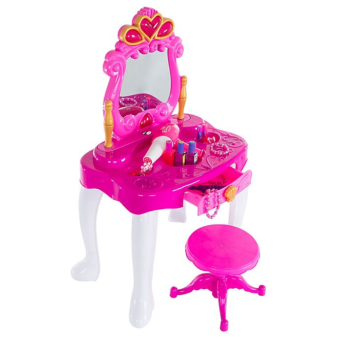 Alternate image 1 for Hey! Play! Pretend Play Princess Vanity