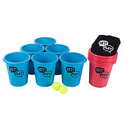 Hey! Play! Giant Beer Pong Outdoor Set