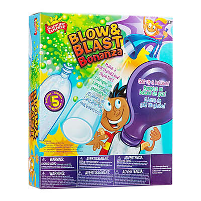 Scientific Explorer Blow & Blast Bonanza