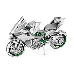 Fascinations ICONX Kawasaki Ninja H2R 3D Metal Model Kit