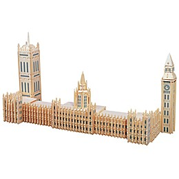 Puzzled Big Ben 29-Piece 3D Wooden Puzzle