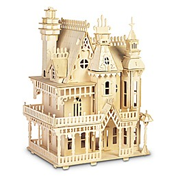 Puzzled Fantasy Villa 238-Piece Wood Puzzle