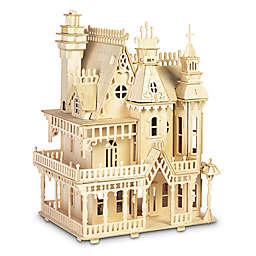 Puzzled Fantasy Villa 238-Piece Wood Puzzle