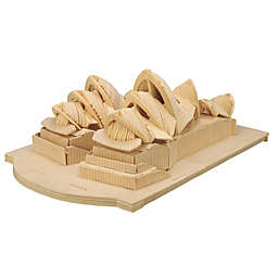 Puzzled Sydney Opera 236-Piece 3D Wooden Puzzle