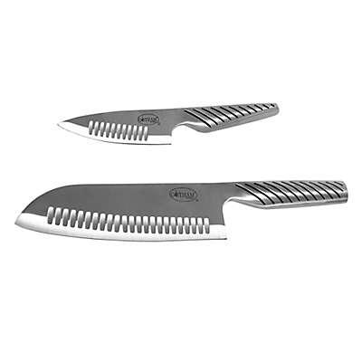 Gotham Steel 2-Piece Knife Set