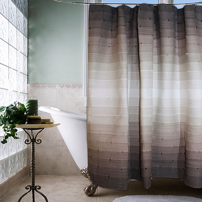 Alternate image 1 for Park B. Smith® Solano Shower Curtain