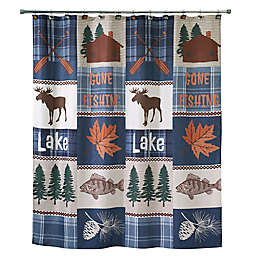 Avanti Lakeville Shower Curtain