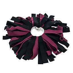 Pomchies Pom ID Luggage Identifier in Burgundy/Black (Set of 2)