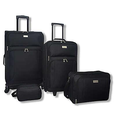 Lucida 4-Piece Luggage Set