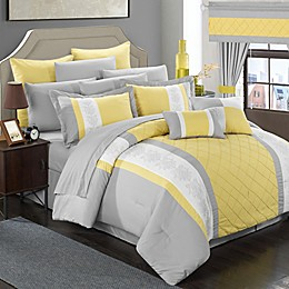 Chic Home Melanie 24-Piece Comforter Set