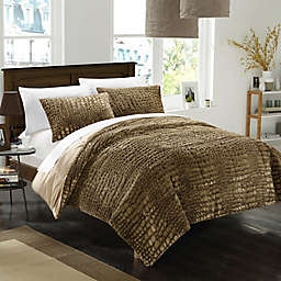 Chic Home Allie 3-Piece Queen Comforter Set