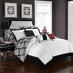 Chic Home Naira 10-Piece Reversible Comforter Set