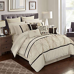 Chic Home Palmetto 16-Piece King Comforter Set