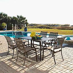 Panama Jack Island Breeze 7-Piece Outdoor Dining Set