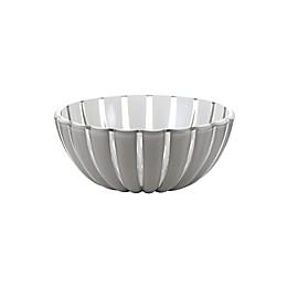 Fratelli Guzzini Grace Acrylic Small Salad Bowl in Sky Grey