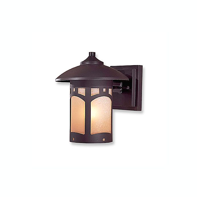 Alternate image 1 for Minka Lavery® Beacon Rhodes Outdoor Sconce