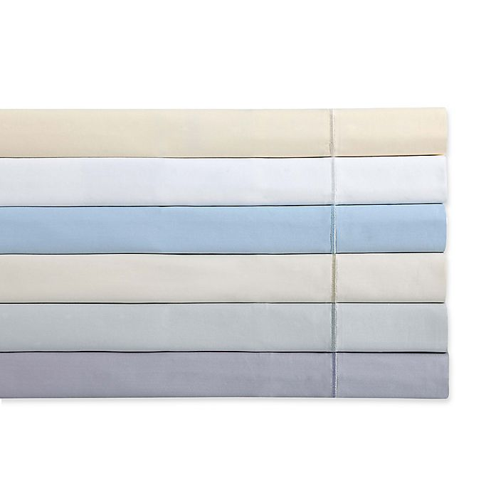 Alternate image 1 for Charisma® 310-Thread-Count Solid Sheet Set
