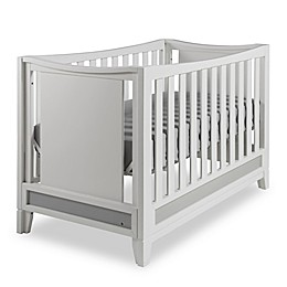 Pali™ Treviso 4-in-1 Convertible Crib in White/Grey