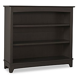 Pali™ Marina Bookcase Hutch in Onyx