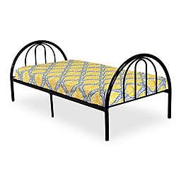 Rack Furniture Brooklyn Metal Twin Bed