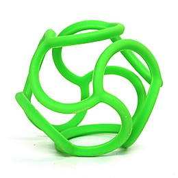 OgoSport Bolli Tactile and Sensory Ball Peg Toy in Green