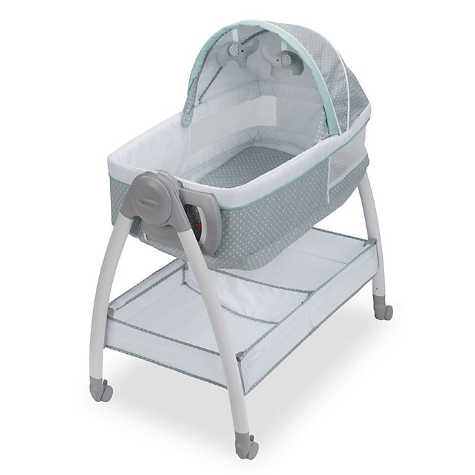 Alternate image 1 for Graco® Dream Suite™ Bassinet in Lullaby