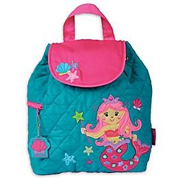 Stephen Joseph® Mermaid Quilted Backpack in Teal