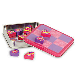 Stephen Joseph® Princess Tic Tac Toe Magnetic Play Set in Pink