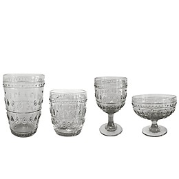 Euro Ceramica Fez Grey Wine & Bar Collection