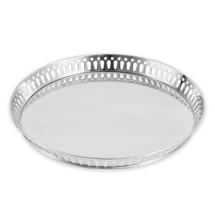 Alternate image 1 for Crafthouse by Fortessa Stainless Steel Bar Tray