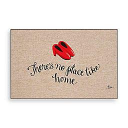 No Place Like Home Door Mat