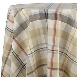 ED Ellen DeGeneres™ Ludlow Plaid 70-Inch Round Tablecloth