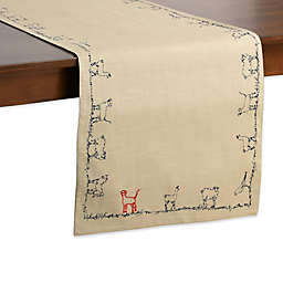 ED Ellen DeGeneres™ Scribble Animals Table Runners