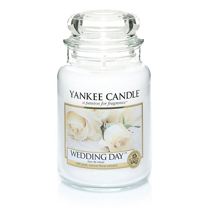 Alternate image 1 for Yankee Candle® Wedding Day™ Scented Candles