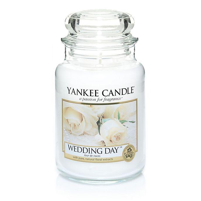 Yankee CandleR Wedding DayTM Scented Candles