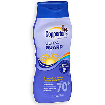 Coppertone® UltraGuard™ Sunscreen Lotion SPF 70+