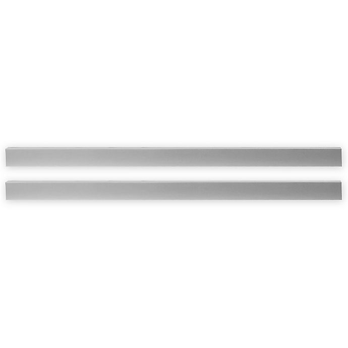 Alternate image 1 for Pali™ Universal Full-Size Bed Rails in Stone (Set of 2)