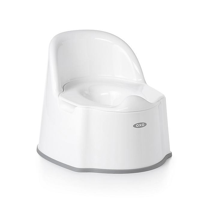 Alternate image 1 for OXO Tot® Potty Chair in White