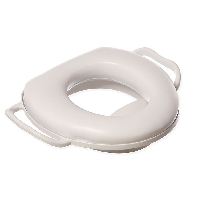 Alternate image 1 for Dreambaby® Potty Seat with Handles in White