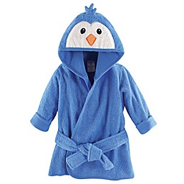 BabyVision® Hudson Baby® Penguin Animal Bathrobe