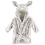 Hudson Baby® Zebra Plush Bathrobe