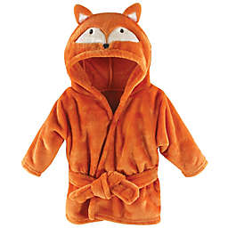 056a799fc2 BabyVision® Hudson Baby® Orange Fox Animal Bathrobe