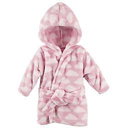BabyVision® Hudson Baby® Pink Cloud Bathrobe