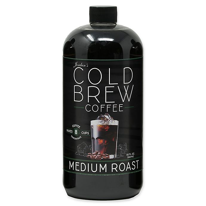 Jordan's Skinny Mixes™ Medium Roast Cold Brew Coffee | Bed ...