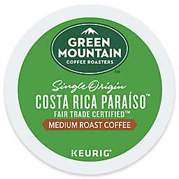 Green Mountain Coffee® Costa Rica Páraíso Keurig® K-Cup® Pods 18-Count