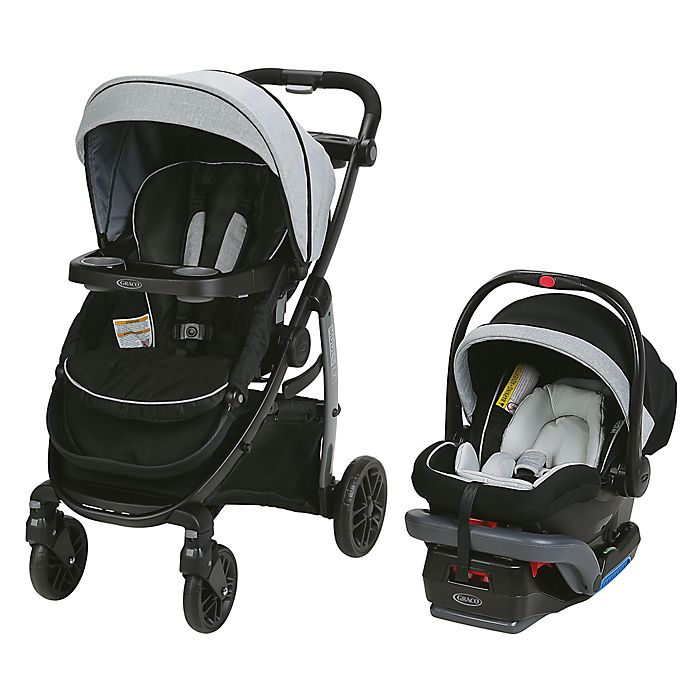 Alternate image 1 for Graco® Modes™ LX Click Connect Travel System in Tanner™