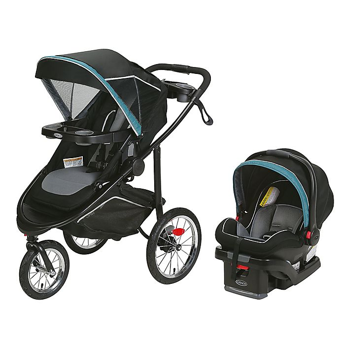 Alternate image 1 for Graco® Modes™ Jogger Travel System
