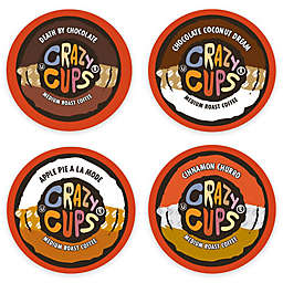 22-Count Crazy Cups® Hot Chocolate and Coffee Collection